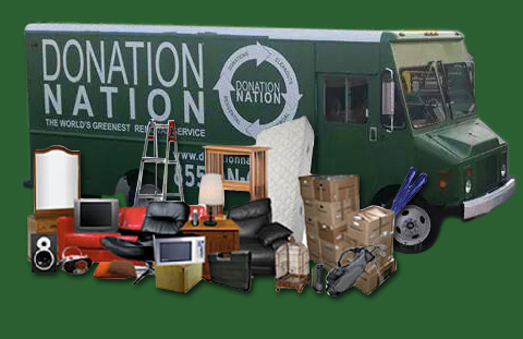 Donation Nation The Worlds Greenest Removal Service